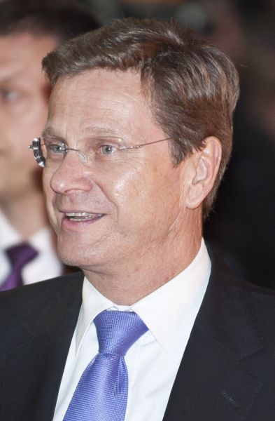 Guido Westerwelle während der 'Berlinale' 2011, Premiere des Spielfilmes 'The King's Speech', 16.2.2011