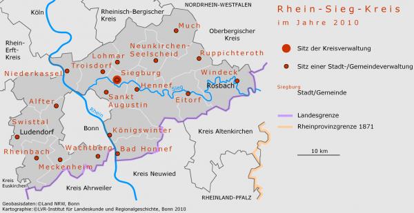Coronavirus Rhein-Sieg-Kreis